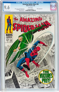 Silver Age (1956-1969):Superhero, The Amazing Spider-Man #64 (Marvel, 1968) CGC NM+ 9.6 White pages....