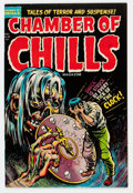 Golden Age (1938-1955):Horror, Chamber of Chills #20 File Copy (Harvey, 1953) Condition: VF/NM....