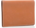 "Luxury Accessories:Accessories, Hermes Gold Epsom Leather Vision II Agenda Cover. Very GoodCondition. 4"" Width x 5"" Height x .5"" Depth. ..."