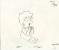 "Animation Art:Production Drawing, ""The Simpsons"" - Animation Drawing Original Art, Group of 10(Fox).... (Total: 10 Items)"
