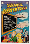 Golden Age (1938-1955):Science Fiction, Strange Adventures #22 (DC, 1952) Condition: FN/VF....