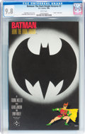 Modern Age (1980-Present):Superhero, Batman: The Dark Knight Returns #3 (DC, 1986) CGC NM/MT 9.8 Whitepages....