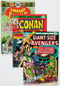 Bronze Age (1970-1979):Miscellaneous, Comic Books - Assorted Bronze Age Comics Group (Various Publishers,1970s) Condition: Average VF/NM.... (Total: 29 Comic Books)