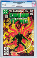 Modern Age (1980-Present):Horror, Saga of the Swamp Thing #13 (DC, 1983) CGC NM/MT 9.8 Whitepages....