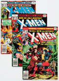 Modern Age (1980-Present):Superhero, X-Men Group (Marvel, 1976-92) Condition: Average FN.... (Total: 34Comic Books)