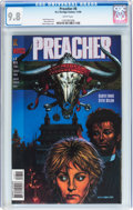 Modern Age (1980-Present):Horror, Preacher #8 (DC, 1995) CGC NM/MT 9.8 White pages....