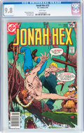 Bronze Age (1970-1979):Western, Jonah Hex #12 (DC, 1978) CGC NM/MT 9.8 White pages....