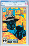 Modern Age (1980-Present):Superhero, Batman #386 (DC, 1985) CGC NM/MT 9.8 White pages....