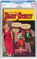 Golden Age (1938-1955):Romance, Blue Ribbon Comics #4 (St. John, 1949) CGC FN 6.0 Off-whitepages....