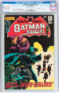Bronze Age (1970-1979):Superhero, Detective Comics #411 (DC, 1971) CGC VF/NM 9.0 Off-white to white pages....