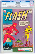 Silver Age (1956-1969):Superhero, The Flash #139 (DC, 1963) CGC FN 6.0 Off-white to white pages....