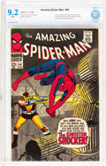Silver Age (1956-1969):Superhero, The Amazing Spider-Man #46 (Marvel, 1967) CBCS NM- 9.2 White pages....