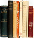 Books:Books about Books, [Books about Books]. Group of Eight Books Related to Bookbinding. Various publishers and dates.... (Total: 8 Items)