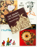 Books:Art & Architecture, [Art]. Group of Five Books about Art Nouveau. Various publishers and dates.... (Total: 5 Items)