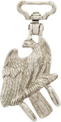 Military & Patriotic:WWI, Imperial German Prussian Eagle Snare Drum Hanger....