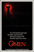 """Movie Posters:Horror, The Omen (20th Century Fox, 1976). One Sheet (27"""" X 41"""") Teaser Style B. Horror.. ..."""