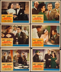 "The House Across the Bay (United Artists, 1940). Lobby Cards (6) (11"" X 14""). Crime. ... (Total: 6 Items)"