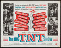 "Movie Posters:Rock and Roll, The Big T.N.T. Show & Other lot (American International, 1966).Half Sheet (22"" X 28"") and Insert (14"" X 36""). Rock and Roll...(Total: 2 Items)"