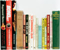 Books:Mystery & Detective Fiction, [Genre Literature]. Group of Sixteen Mystery, Thriller, and SpyNovels. Various publishers and dates.... (Total: 16 Items)