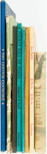 Books:Children's Books, [Children's] Group of Eight Children's Books. Various publishersand dates. Includes a title illustrated by Garth Williams, ...(Total: 8 Items)