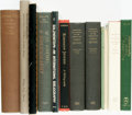 Books:Reference & Bibliography, [Reference and Bibliography]. Group of Twelve Bibliographies.Various publishers and dates.... (Total: 12 Items)