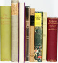 Books:World History, [History]. Group of Eight Miscellaneous History Titles. Various publishers and dates. Includes one large map of Spain with f... (Total: 8 Items)