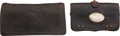 Military & Patriotic:Indian Wars, Lot of Two Cartridge Boxes....