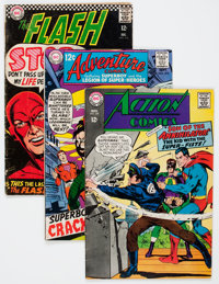 DC Silver Age Comics Group (DC, 1960s) Condition: Average VG-.... (Total: 12 Comic Books)