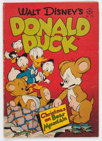 Four Color #178 Donald Duck (Dell, 1947) Condition: VG