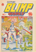 Silver Age (1956-1969):Alternative/Underground, Gothic Blimp Works #4 (East Village Other, 1969) Condition: VF....