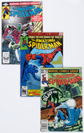 Modern Age (1980-Present):Superhero, The Amazing Spider-Man Group (Marvel, 1980-84) Condition: AverageVF.... (Total: 22 Comic Books)
