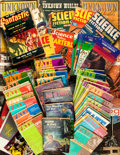 Books:Periodicals, [Science Fiction Magazines]. Large Lot of Sixty-One AssortedScience Fiction Magazines. [Various publishers, dates].... (Total:61 Items)