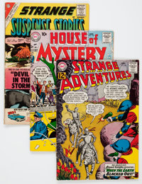 DC/Charlton Silver Age Science Fiction Comics Group (DC/Charlton, 1960s) Condition: Average VG.... (Total: 30 Comic Book...