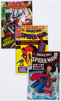 Silver Age (1956-1969):Superhero, The Amazing Spider-Man Group (Marvel, 1967-71) Condition: Average VG/FN.... (Total: 25 Comic Books)