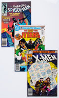 Modern Age (1980-Present):Miscellaneous, Comic Books - Assorted Modern Age Comics Box Lot (Various Publishers, 1980s-2000s) Condition: Average VG/FN.... (Total: 2 Box Lots)
