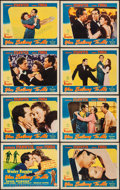 """Movie Posters:Romance, You Belong to Me (Columbia, 1941). Lobby Card Set of 8 (11"""" X 14""""). Romance.. ... (Total: 8 Items)"""