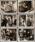 """Movie Posters:Horror, The Invisible Woman (Universal, 1940). Photos (48) (8"""" X 10""""). Horror.. ... (Total: 48 Items)"""
