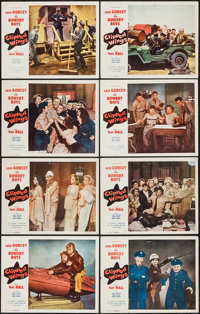 """Clipped Wings (Allied Artists, 1953). Lobby Card Set of 8 (11"""" X 14""""). Comedy. ... (Total: 8 Items)"""