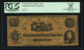 Confederate Notes:1862 Issues, T48 XX-3 $10 1862.. ...