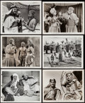 "Movie Posters:Adventure, Arabian Nights (Universal, 1942). Photos (18) & Behind theScenes Photos (7) (approx. 8"" X 10""). Adventure.. ... (Total: 25Items)"
