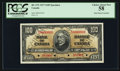 Canadian Currency: , BC-27S $100 1937 Specimen . ...
