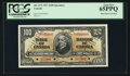 Canadian Currency: , BC-27S $100 1937 Specimen. ...