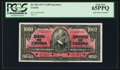 Canadian Currency: , BC-28S $1000 1937 Specimen. ...