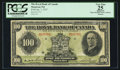 Canadian Currency: , Montreal, PQ- Royal Bank of Canada $100 Jan. 3, 1927 Ch. 630-14-20....