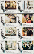 "Movie Posters:Action, Earthquake (Universal, 1974). Lobby Card Set of 8 (11"" X 14"").Action.. ... (Total: 8 Items)"