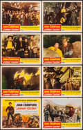 "Movie Posters:Western, Johnny Guitar (Republic, 1954). Lobby Card Set of 8 (11"" X 14""). Western.. ... (Total: 8 Items)"
