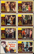 """Movie Posters:Mystery, My Cousin Rachel (20th Century Fox, 1952). Lobby Card Set of 8 (11""""X 14""""). Mystery.. ... (Total: 8 Items)"""