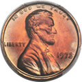 Lincoln Cents, 1972 1C Doubled Die Obverse, FS-101, MS67 Red and Brown PCGS. CAC....