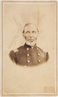 Photography:CDVs, Union Colonel Eliakim Sherrill, a Scarce Carte de Visite....