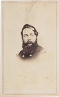 Photography:CDVs, Union General Robert Cameron Carte de Visite....